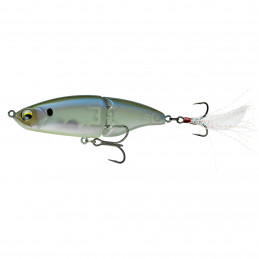 "4"" 7/8oz Ghost Bone Minnow..."