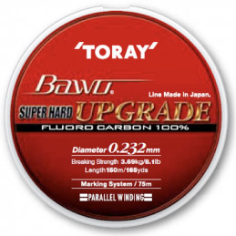 8.1lb 150M Toray BAWU Super...