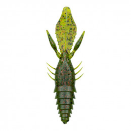 "4.2"" Watermelon Red Prawn..."