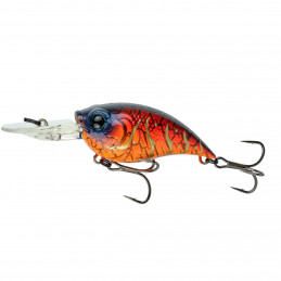 "2.25"" 5-9ft Crackle Craw..."