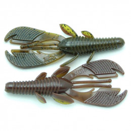 "4"" Texas Craw - Raptor Tail..."