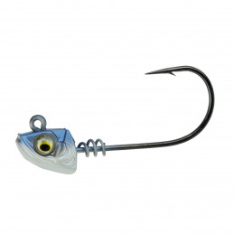 1oz 8/0 Live Shad Screwlock...