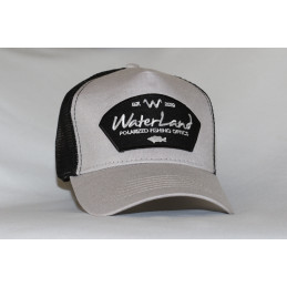 Grey/Black Trucker Cap -...