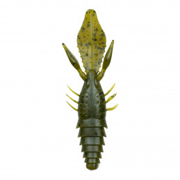 "4.2"" Green Pumpkin Prawn..."
