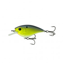 """2.6"""" 2-5ft Chartreuse Pro..."""