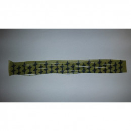 Barbed Series - Avo Green...