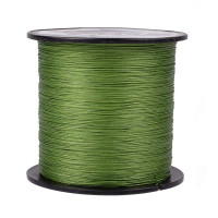 Various types of fishing line