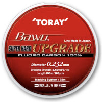 Toray BAWU Super Hard Upgrade Fishing Line