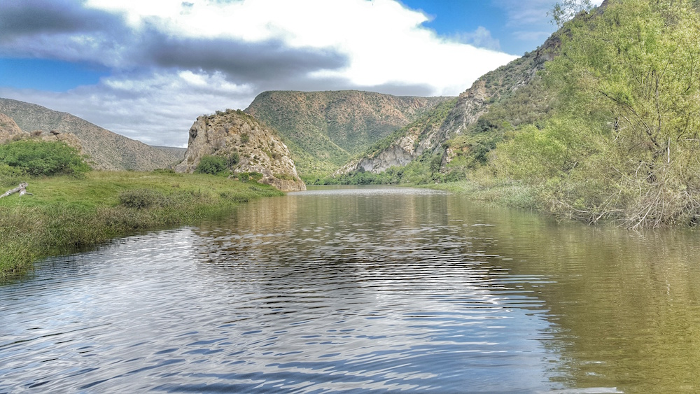 Baviaanskloof 2015 Blue Water Gear Bass Fishing Escapade
